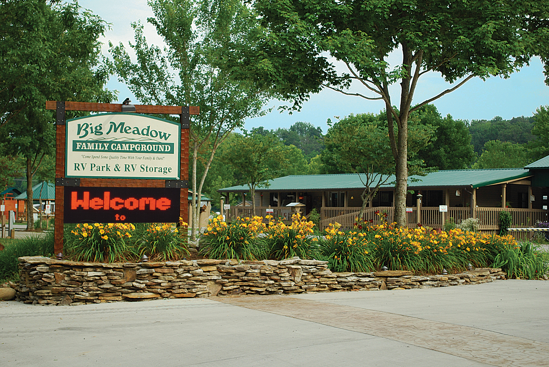 Welcome to Big Meadow!