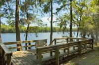 Dock on the Suwannee River