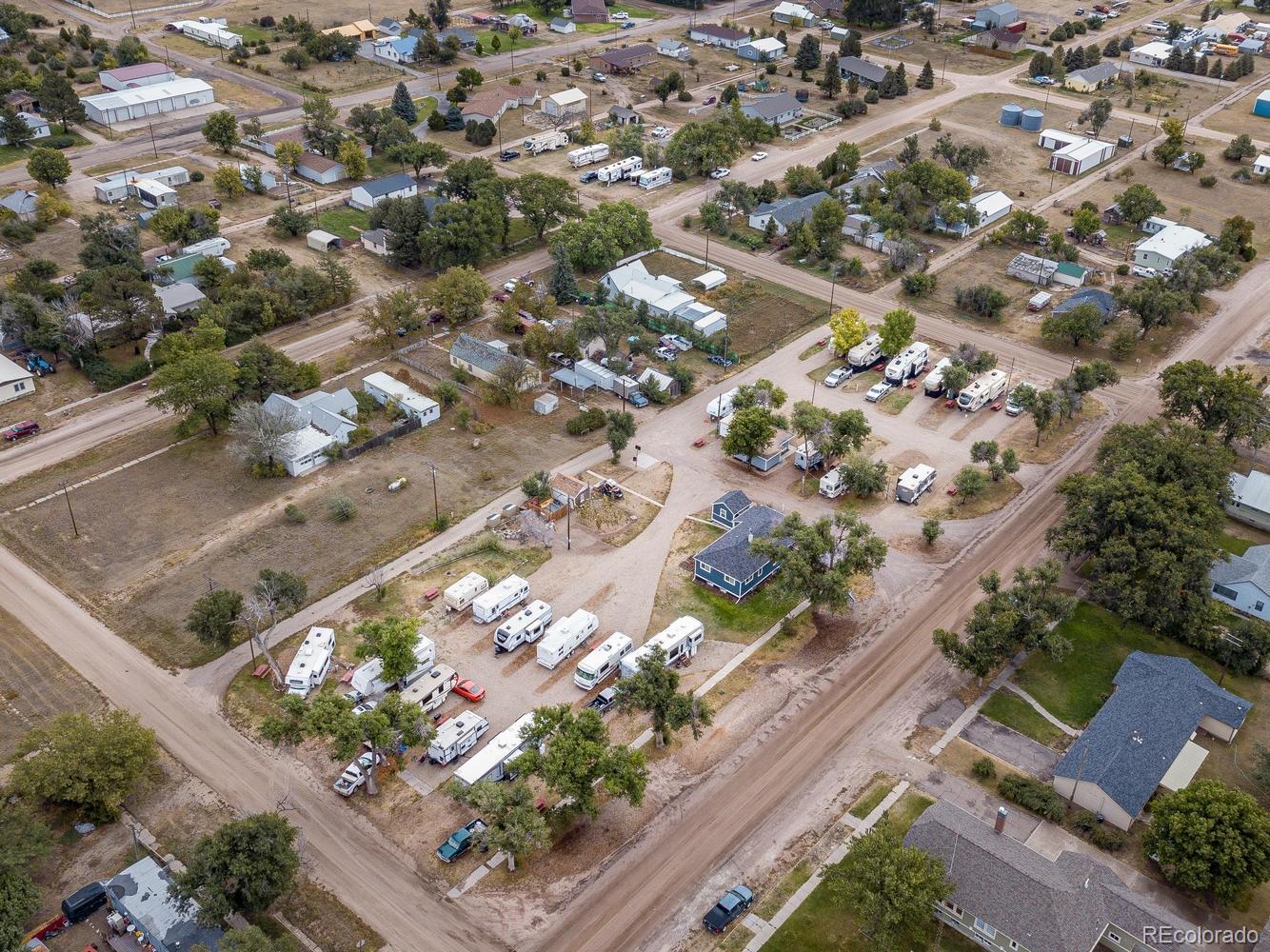Shady Grove Campground, Seibert Colorado