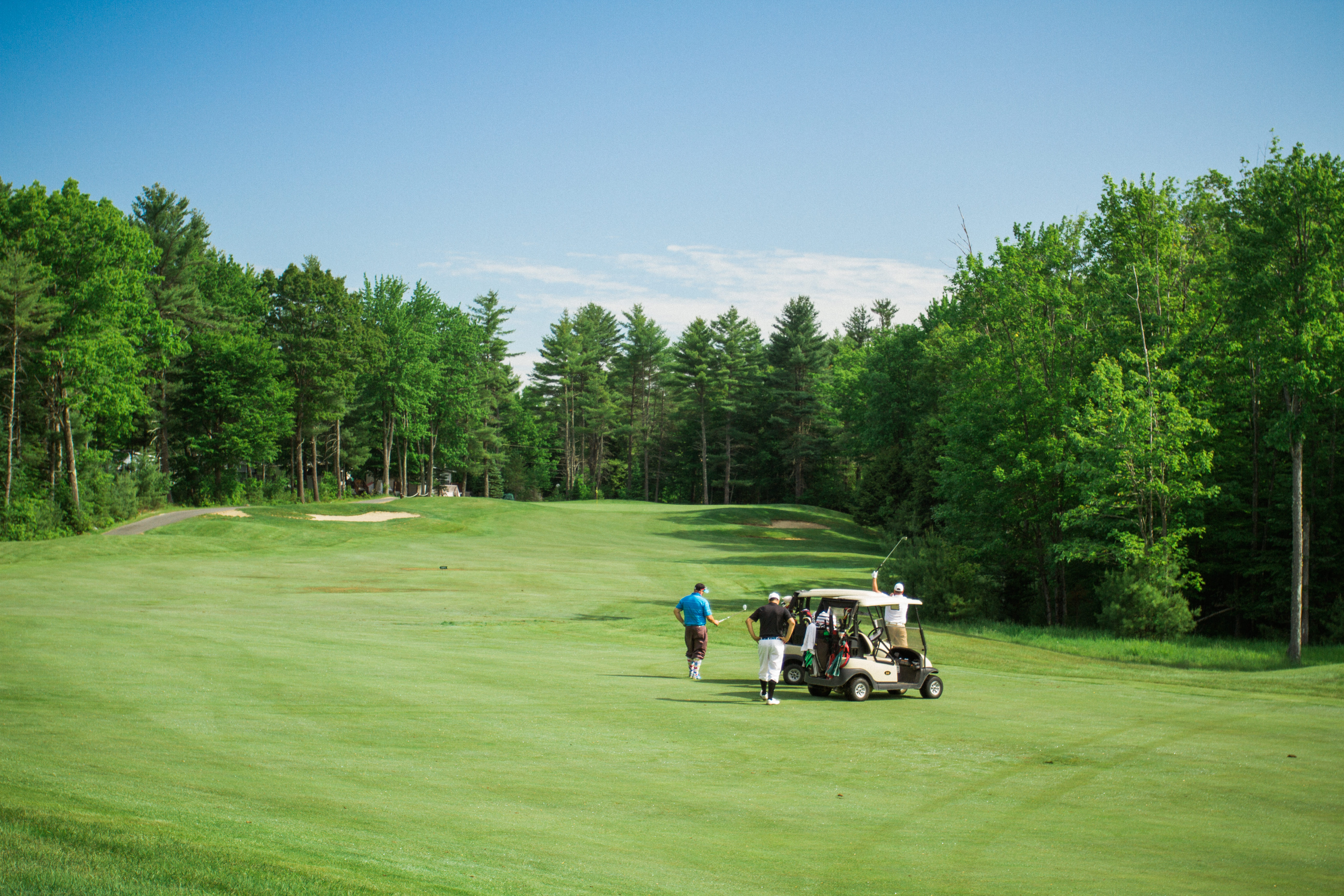 Point Sebago Resort Golf Course
