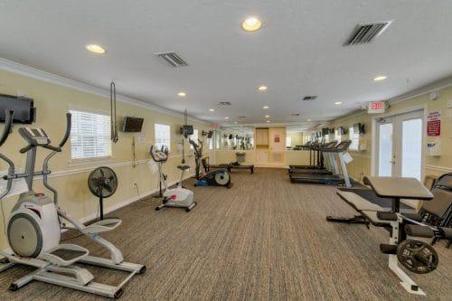 Resort Fitness Room