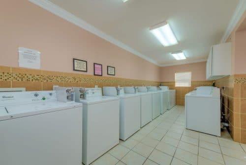 Resort Laundry Room