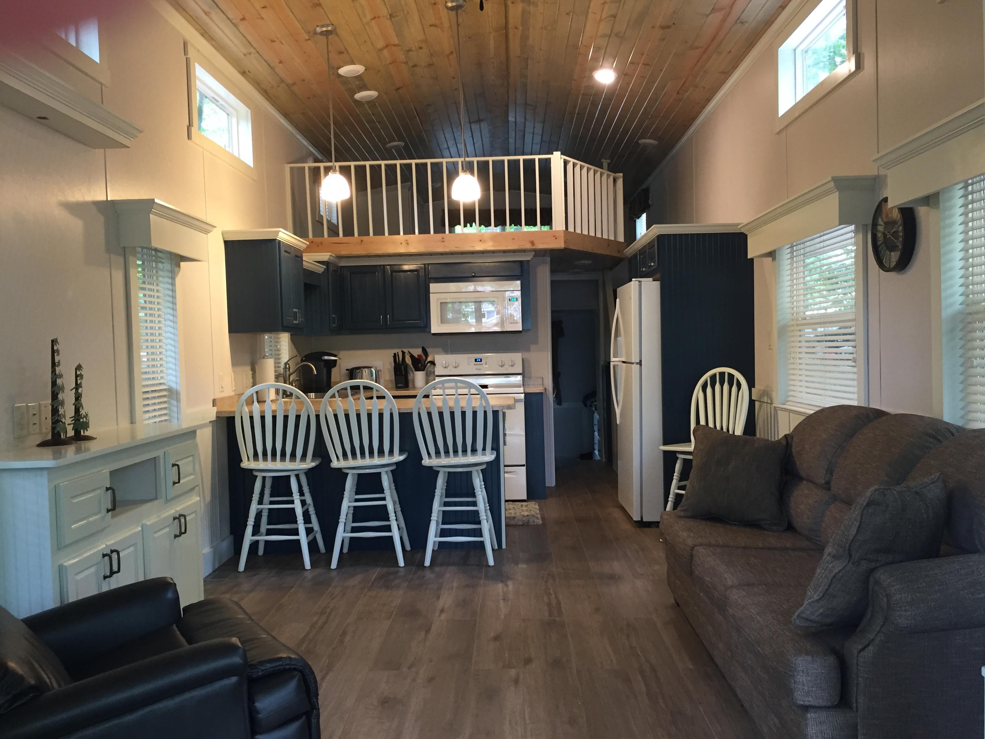 Inside Cottage #7