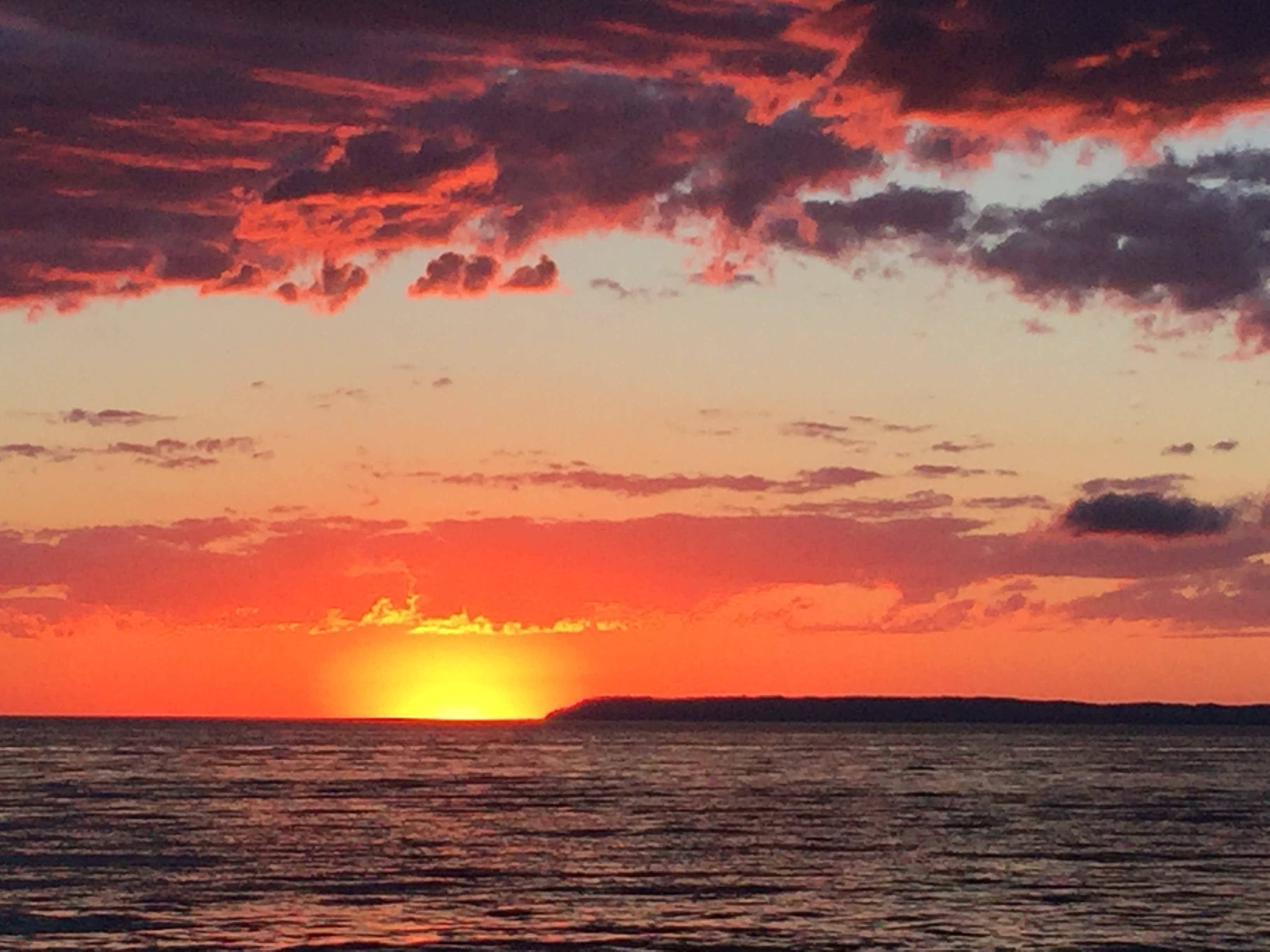 Celebrate the sunset at one of many beaches