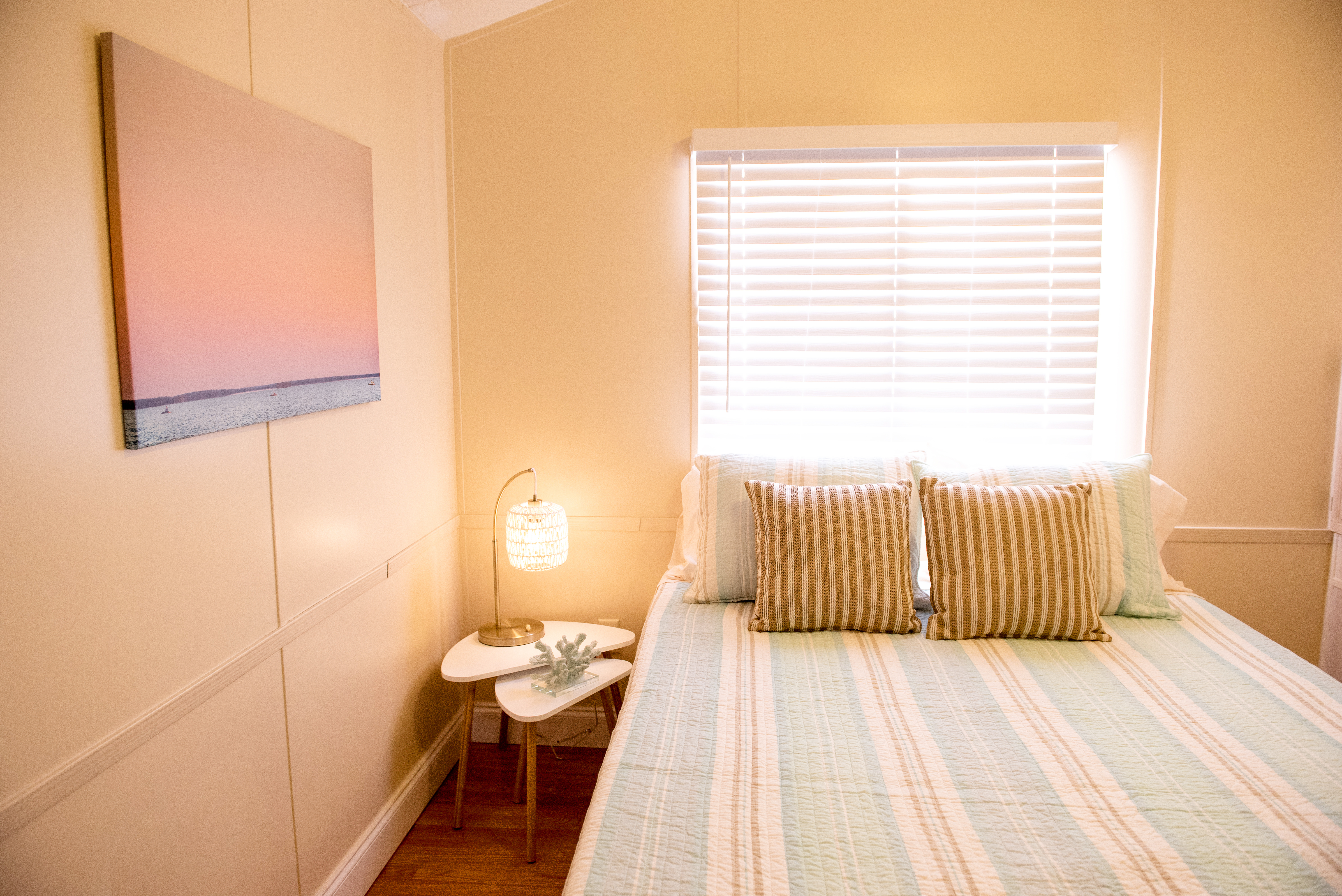 A view of one of our one bedroom units.