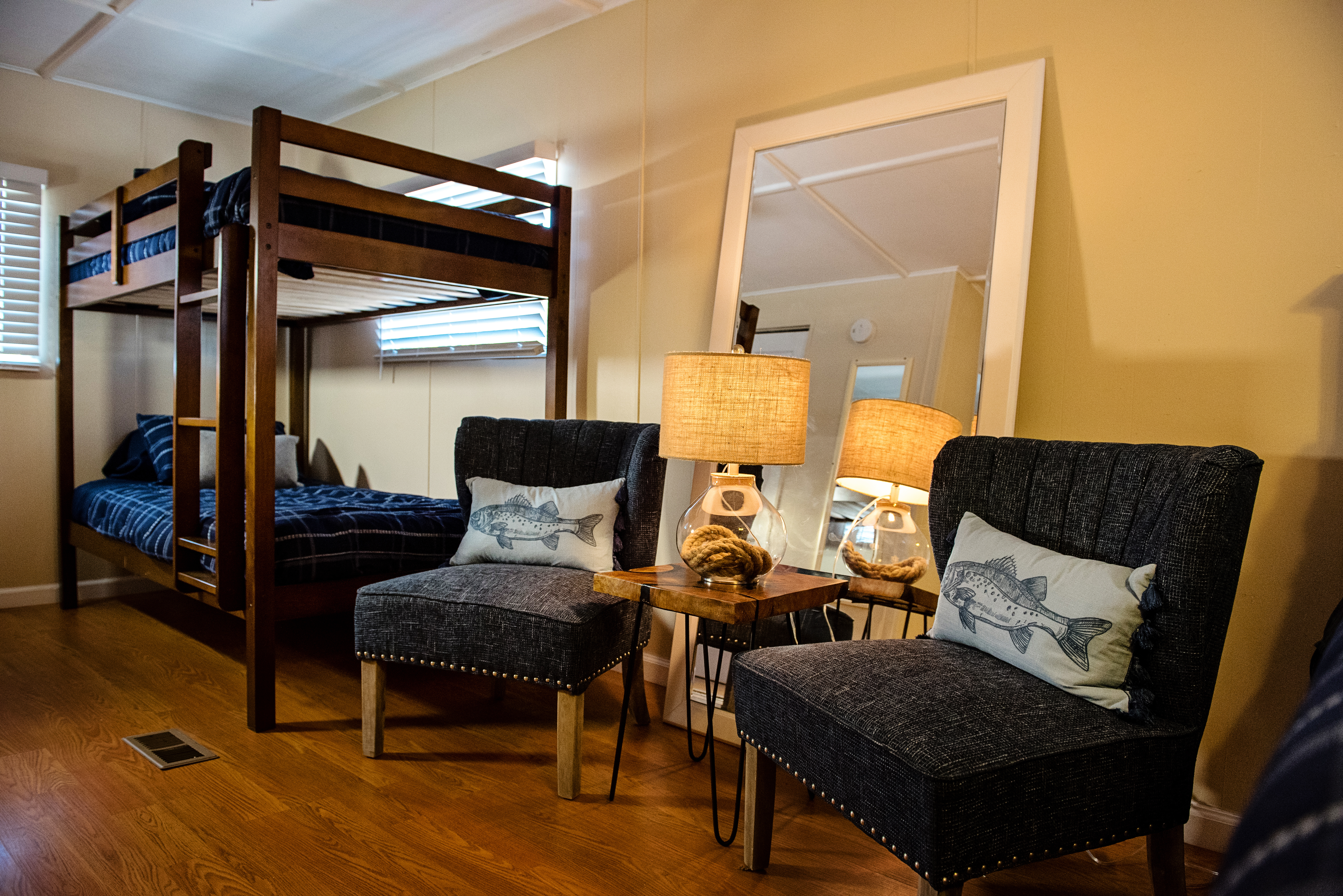 Our Captain's Lodge is great for large families.