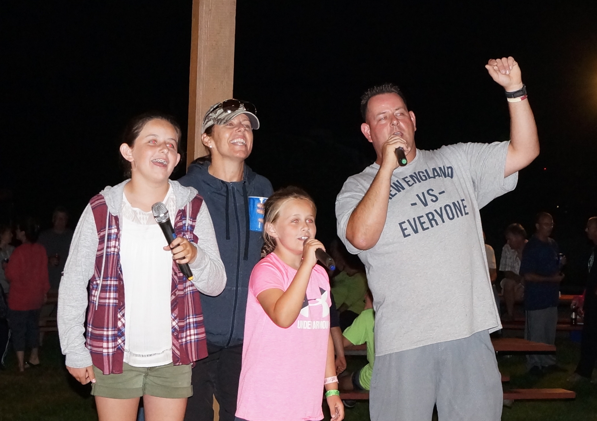 Family Karaoke Night