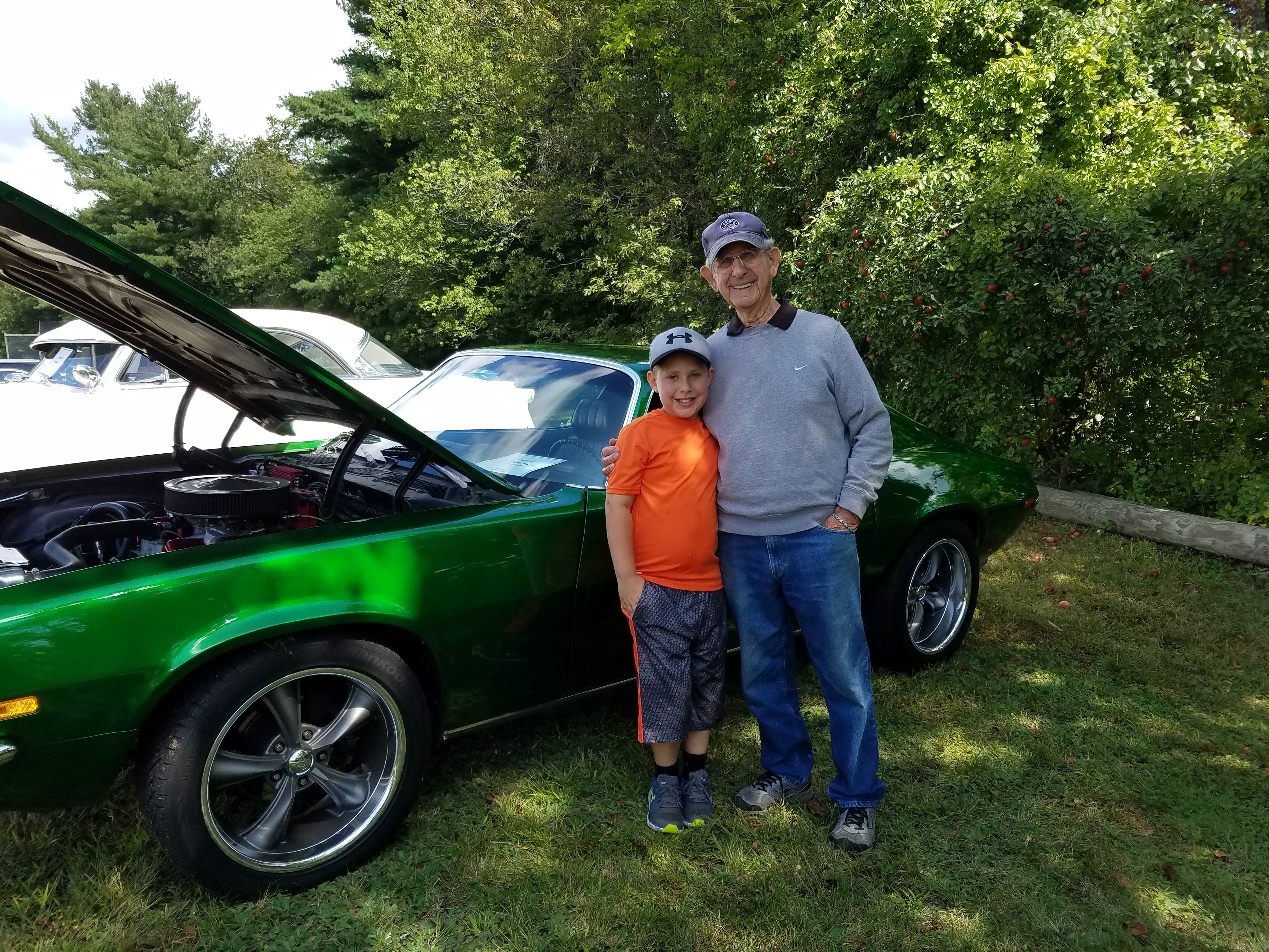 Campers' Car Show