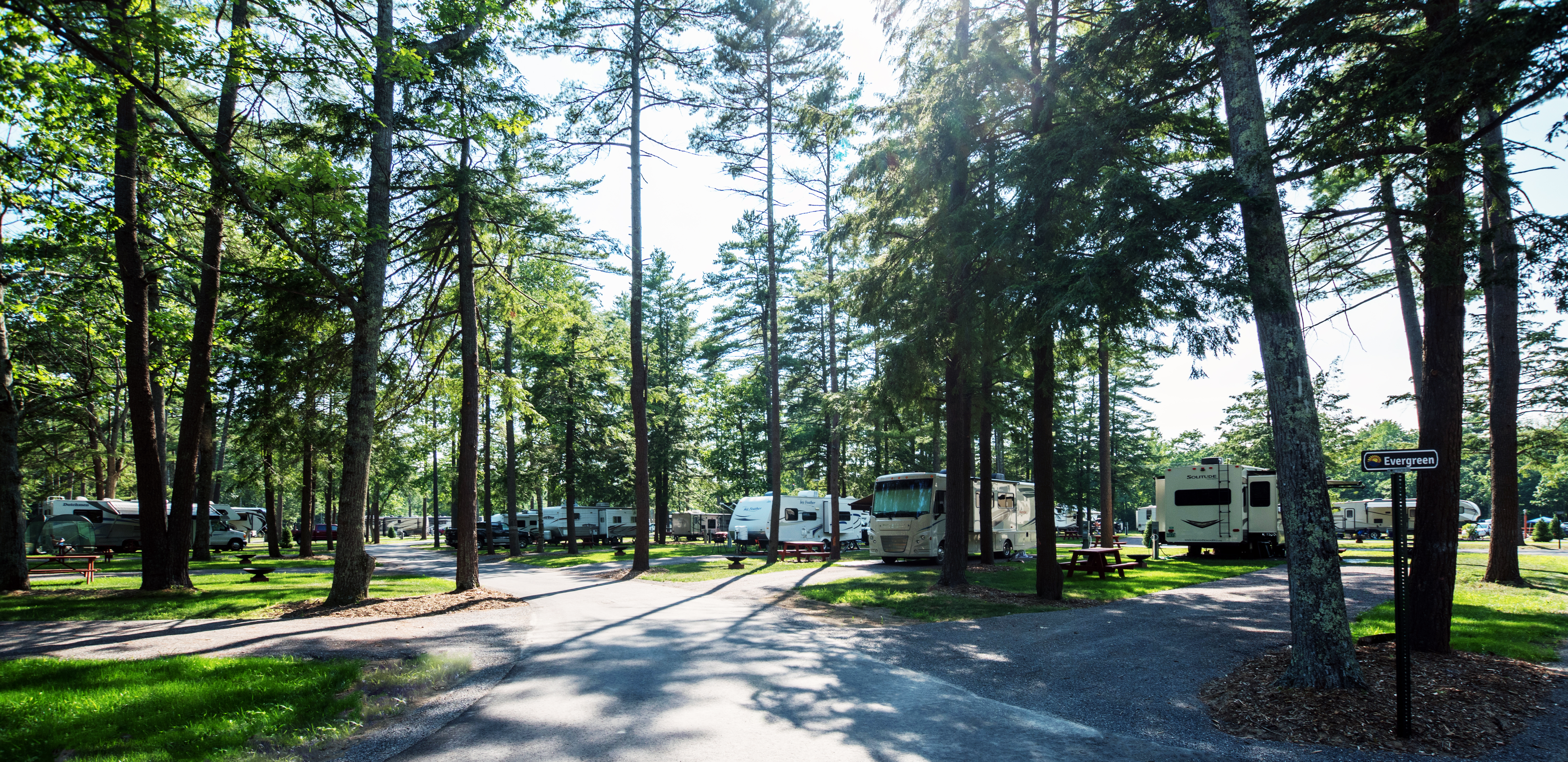 Black Forest RV Section