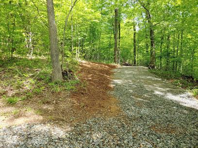 Primitive Woodland camping areas