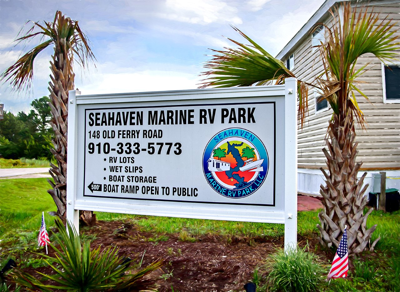 We are located in Sneads Ferry, NC, just 5 miles away from beaches on Topsail Island.