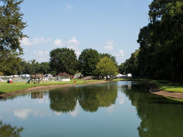Hideaway Ponds RV Park