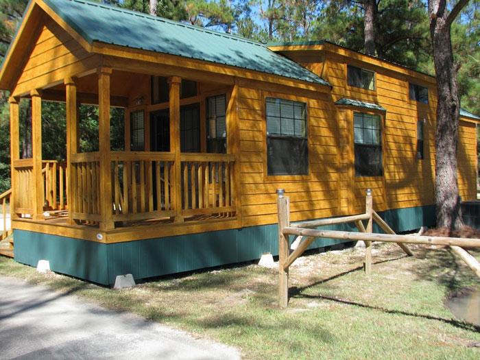 Park Model cabin