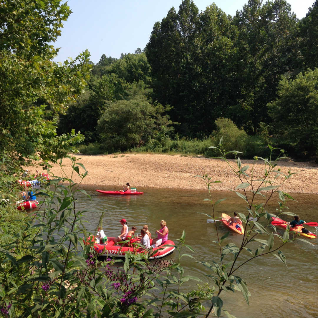 Raft, Canoe, Kayak, Tube