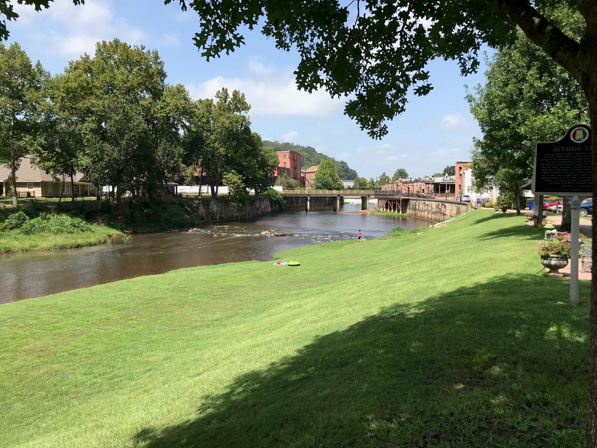 Danial Pratt Historic District in Prattville