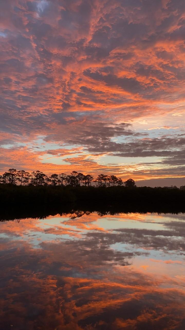 Bay Bayou Sunrise