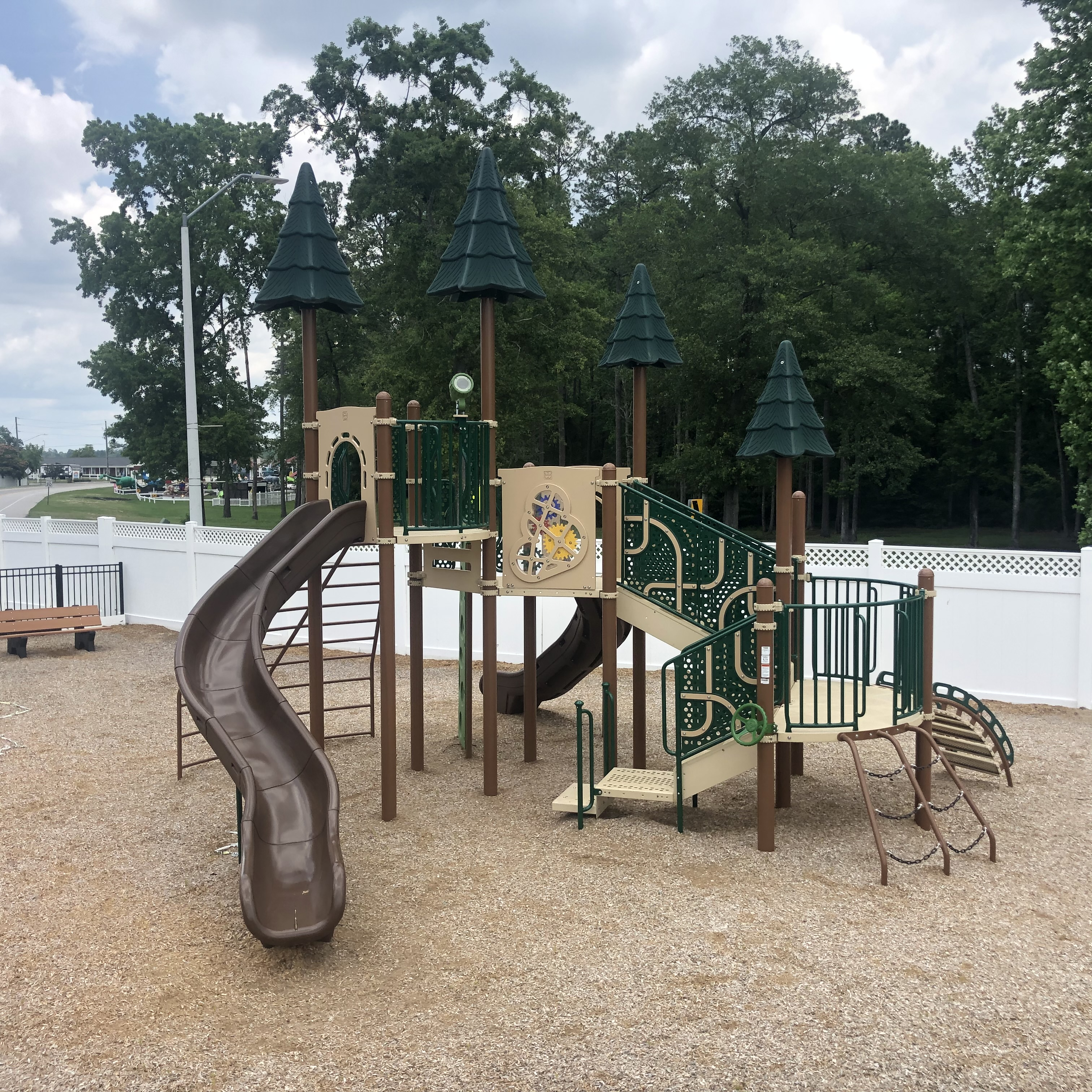 Clean Safe Playgrounds