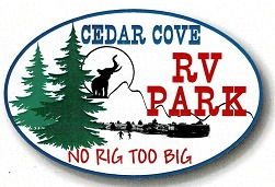 Cedar Cove RV Park - NO RIG TOO BIG   Elephant Butte, NM
