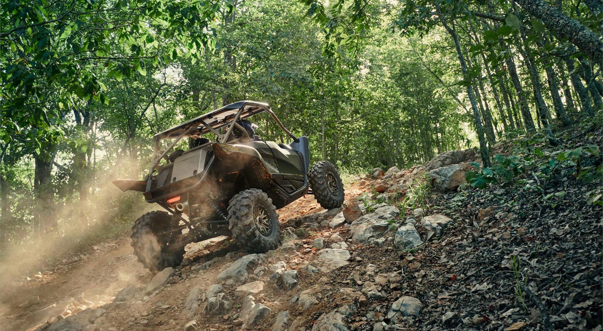 Windrock Park - The South's premier off-road adventure park!