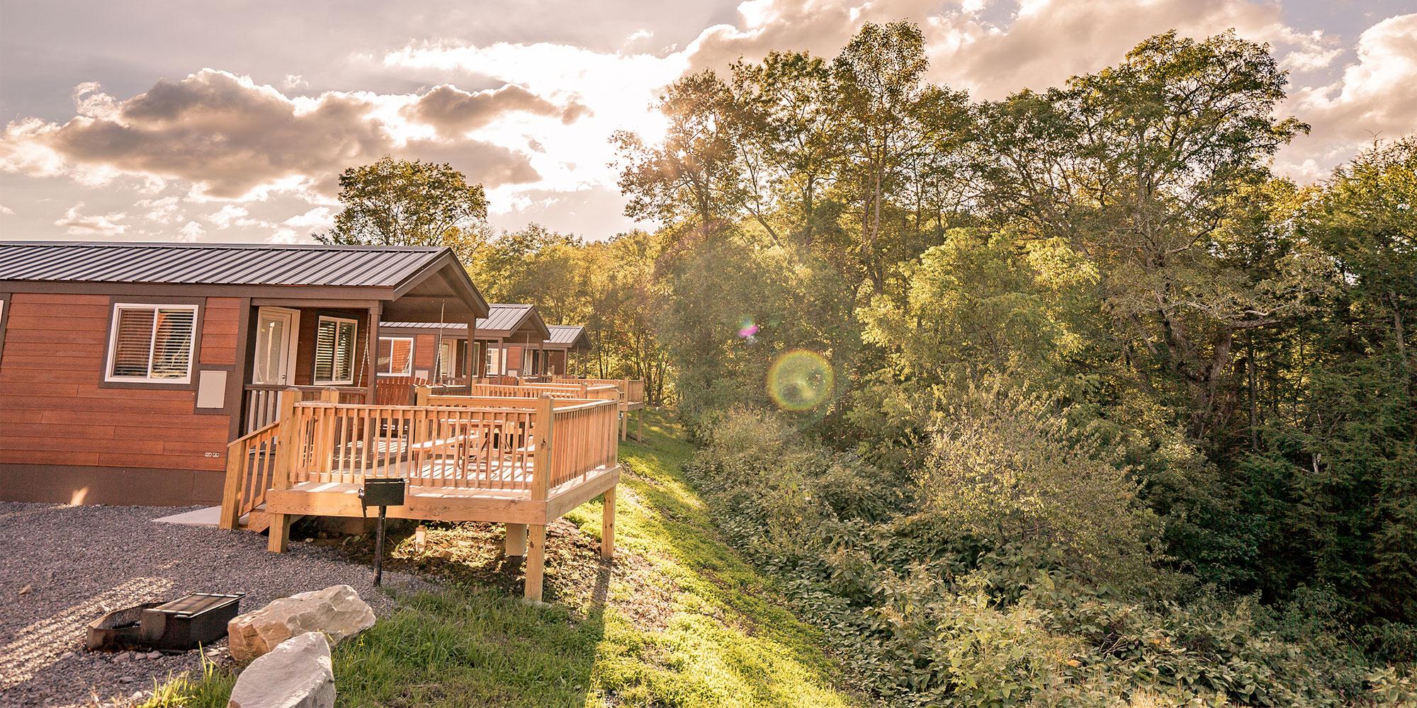 ATV Resort on Hatfield McCoy Trails