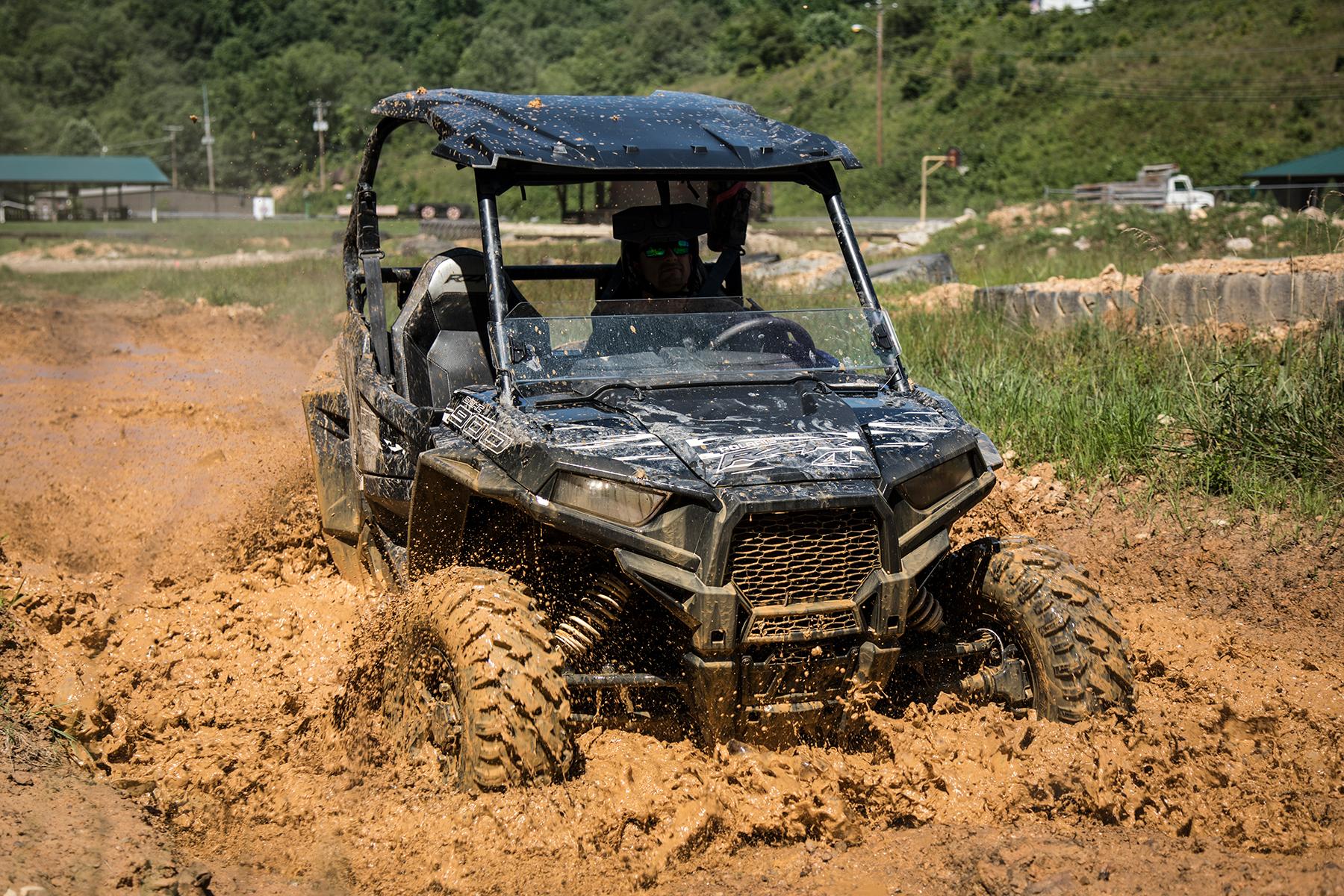 ATV Resort on Spearhead Trails