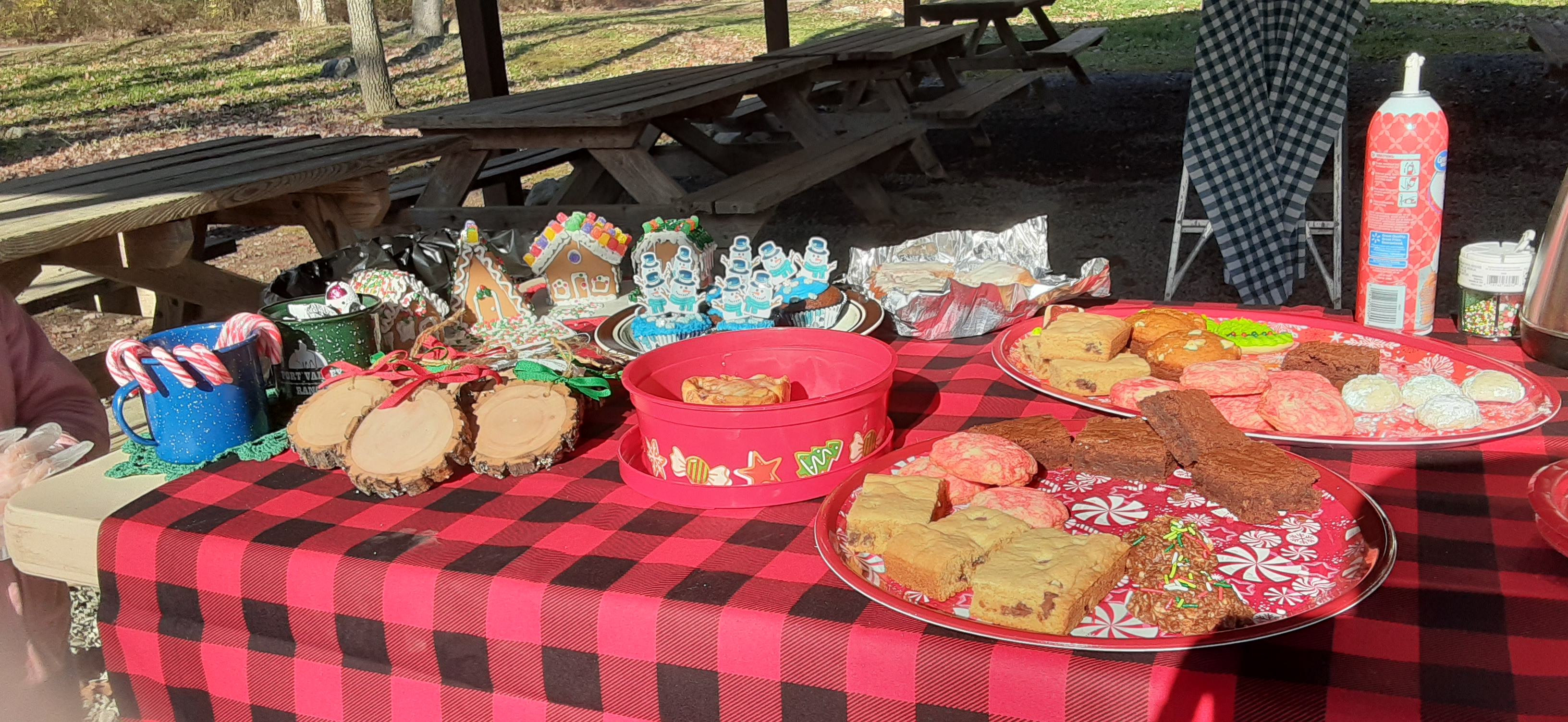 Treats and Sweets Ride
