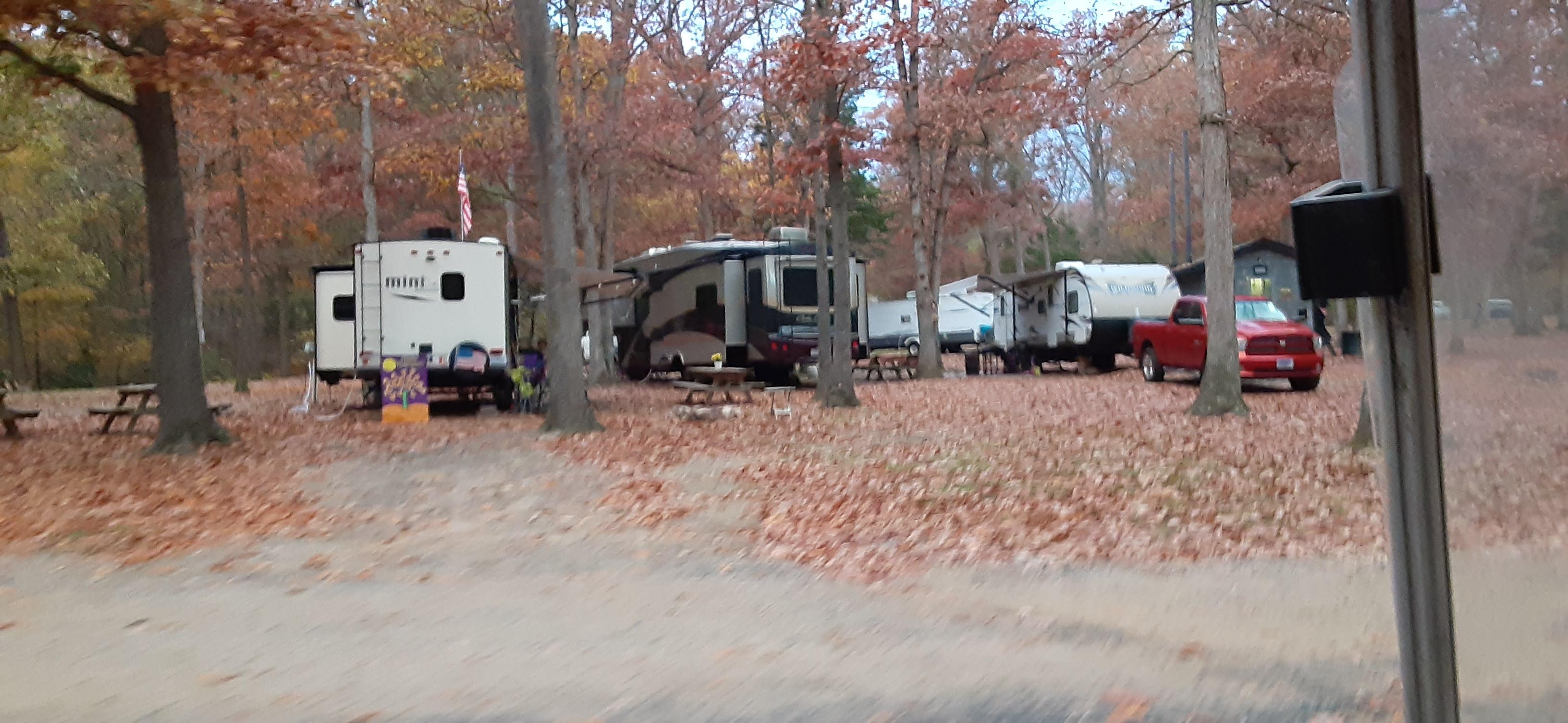 Shaded Campground, WIFI W/E