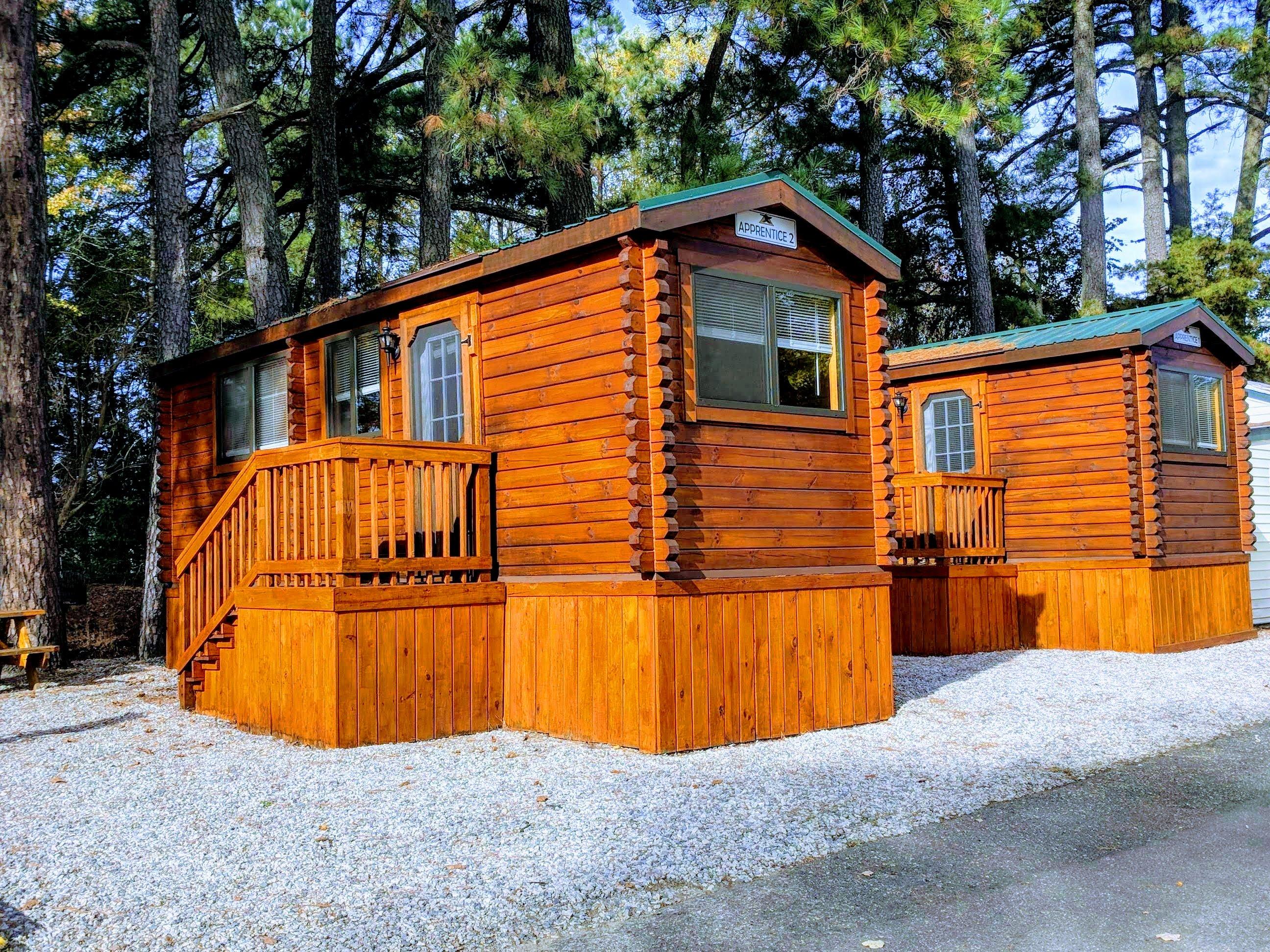 Premium Log Cabins