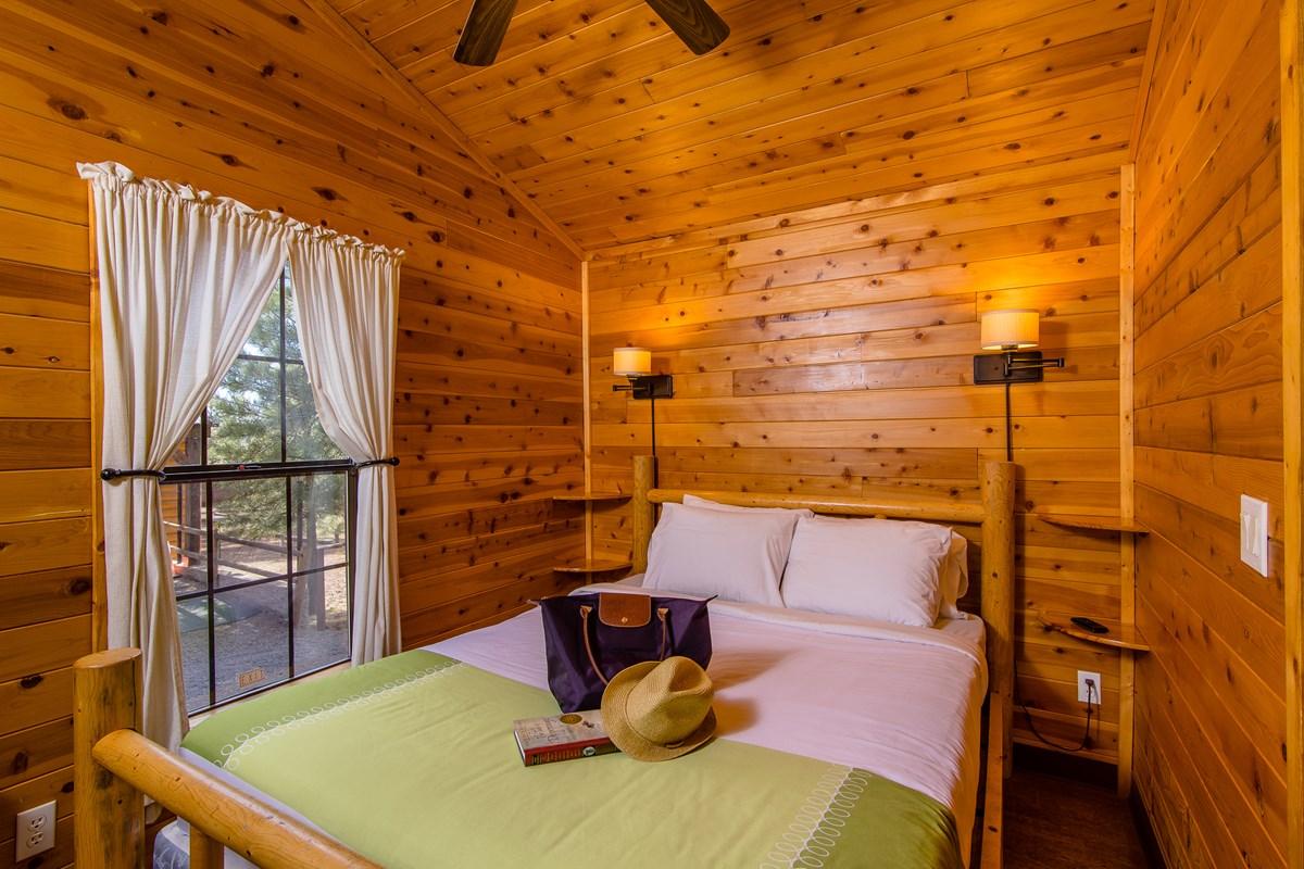 Williams Circle Pines KOA - Cabin