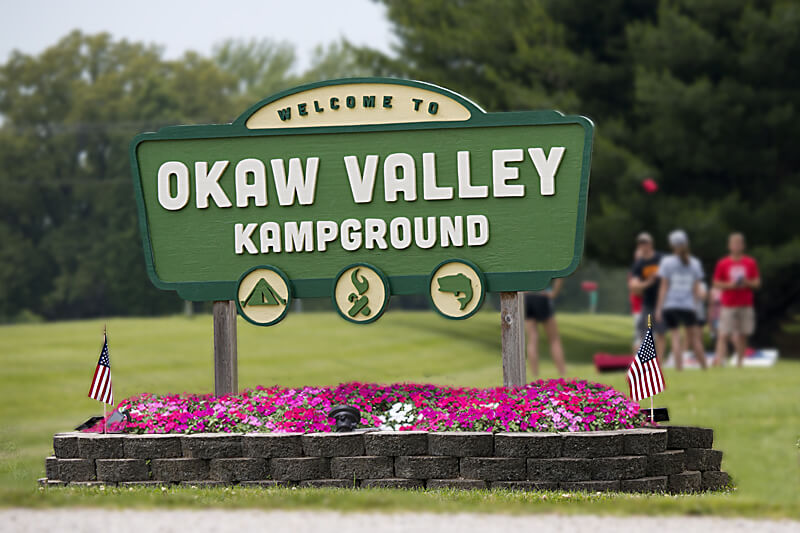 Welcome to Okaw Valley Kampground