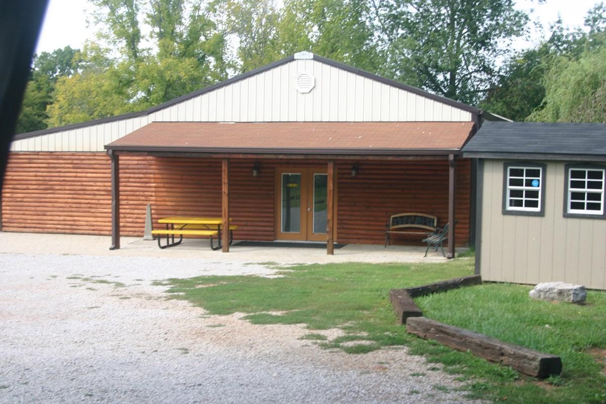 Bowling Green KOA - bathhouse