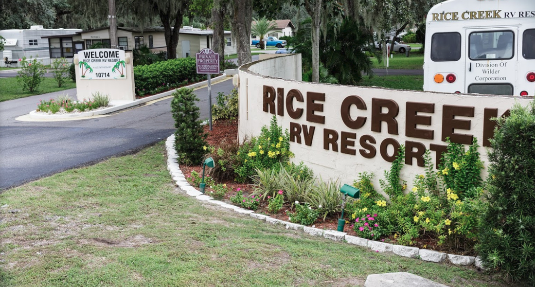 Rice Creek RV Resort