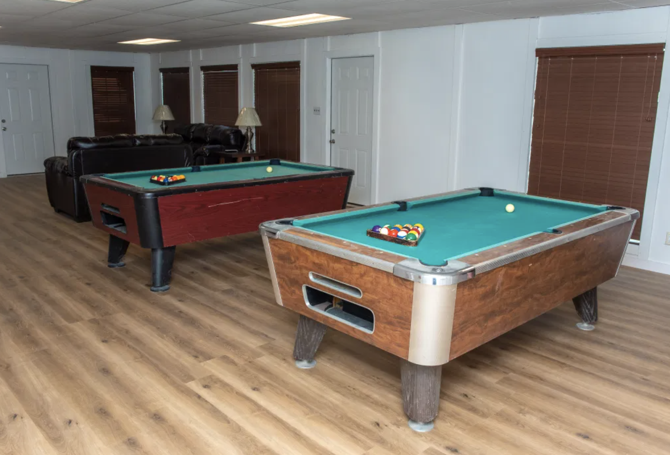 Freedom RV Park-Game Room