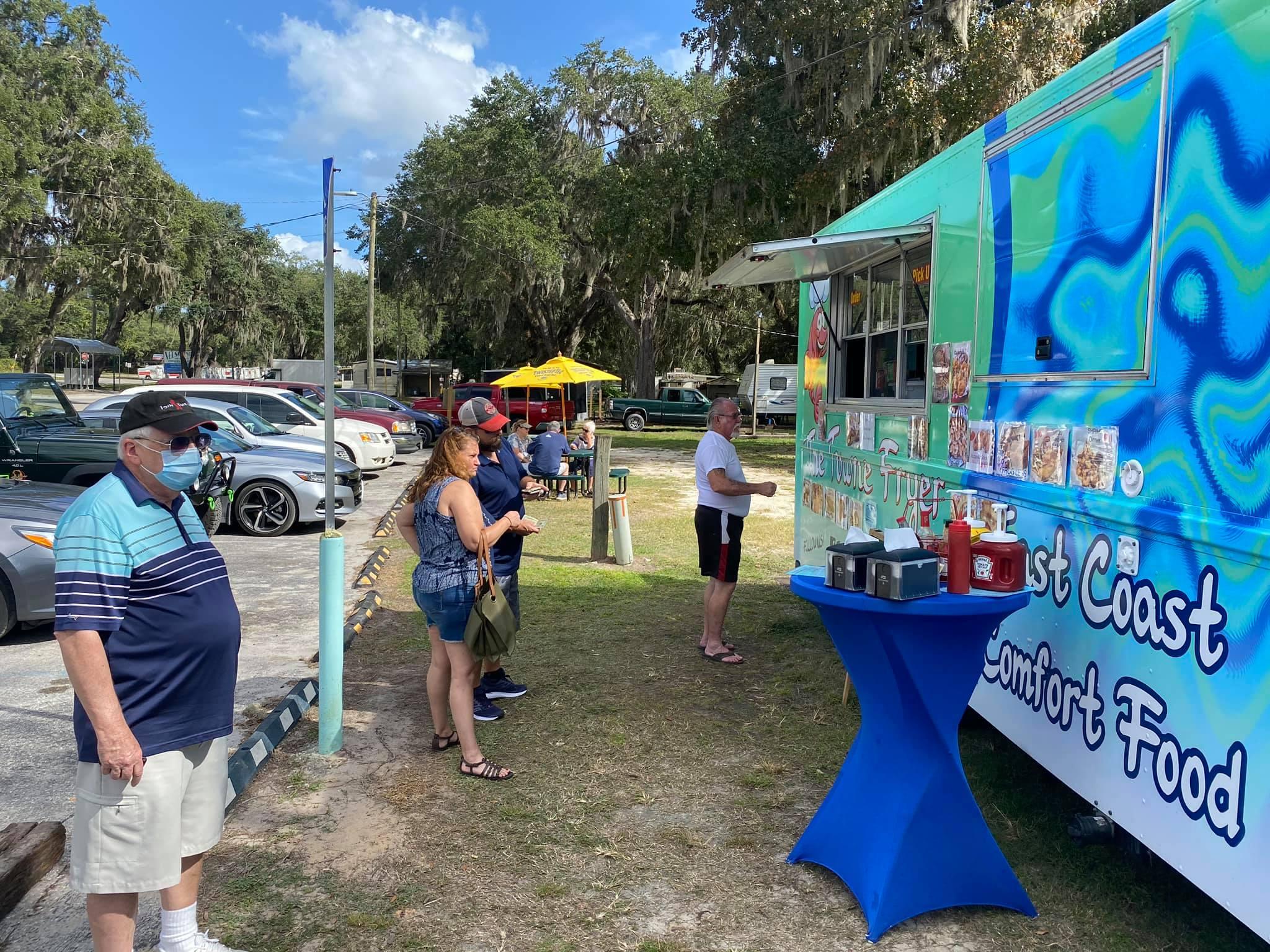 Nelson's Outdoor Resort-Food Truck Fun