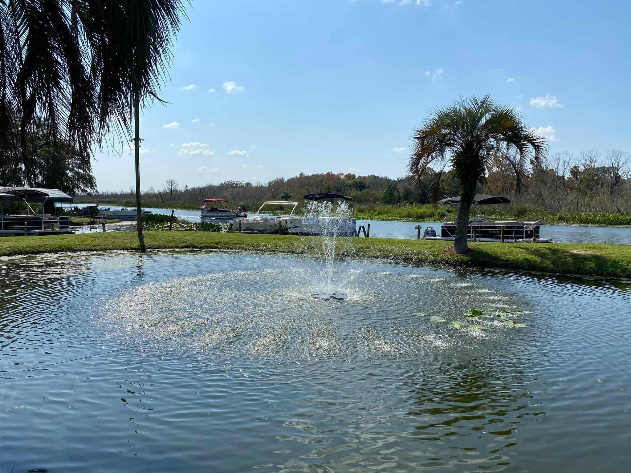 Nelson's Outdoor Resort-Water