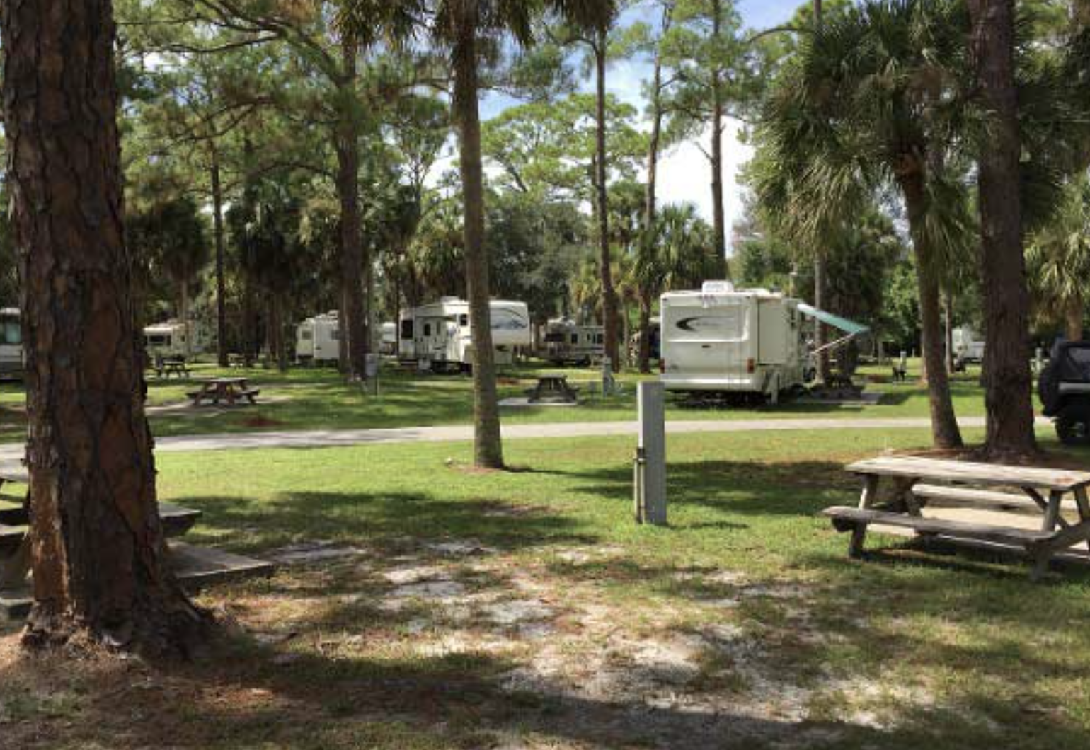 Suncoast-RV Sites
