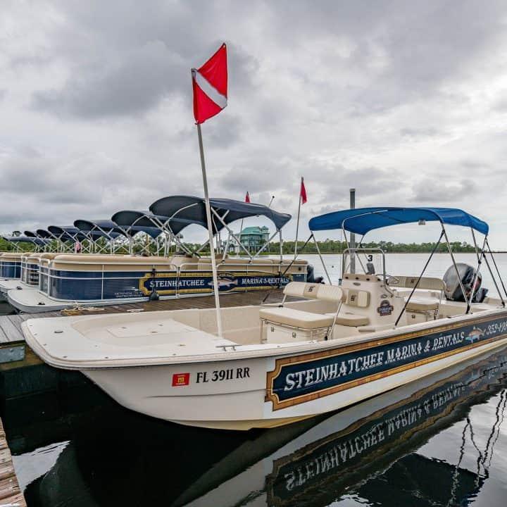 Steinhatchee River Club-Boat rental 1