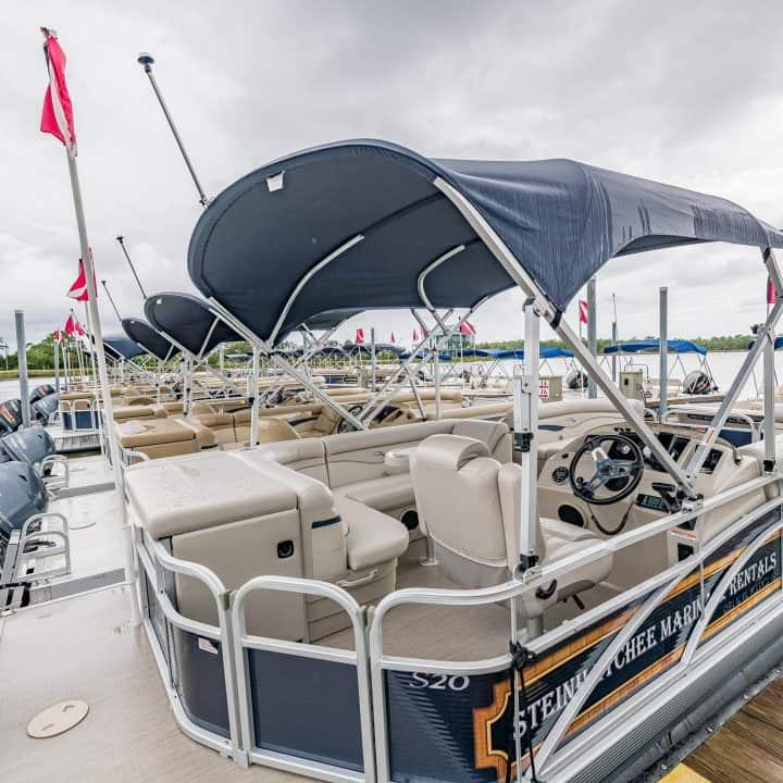 Steinhatchee River Club-Boat rental 2