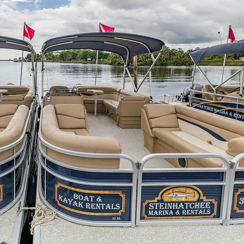 Steinhatchee River Club-Boat rental 3