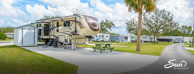 Kissimmee South MH & RV Resort
