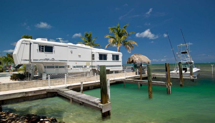 San Pedro RV Resort & Marina