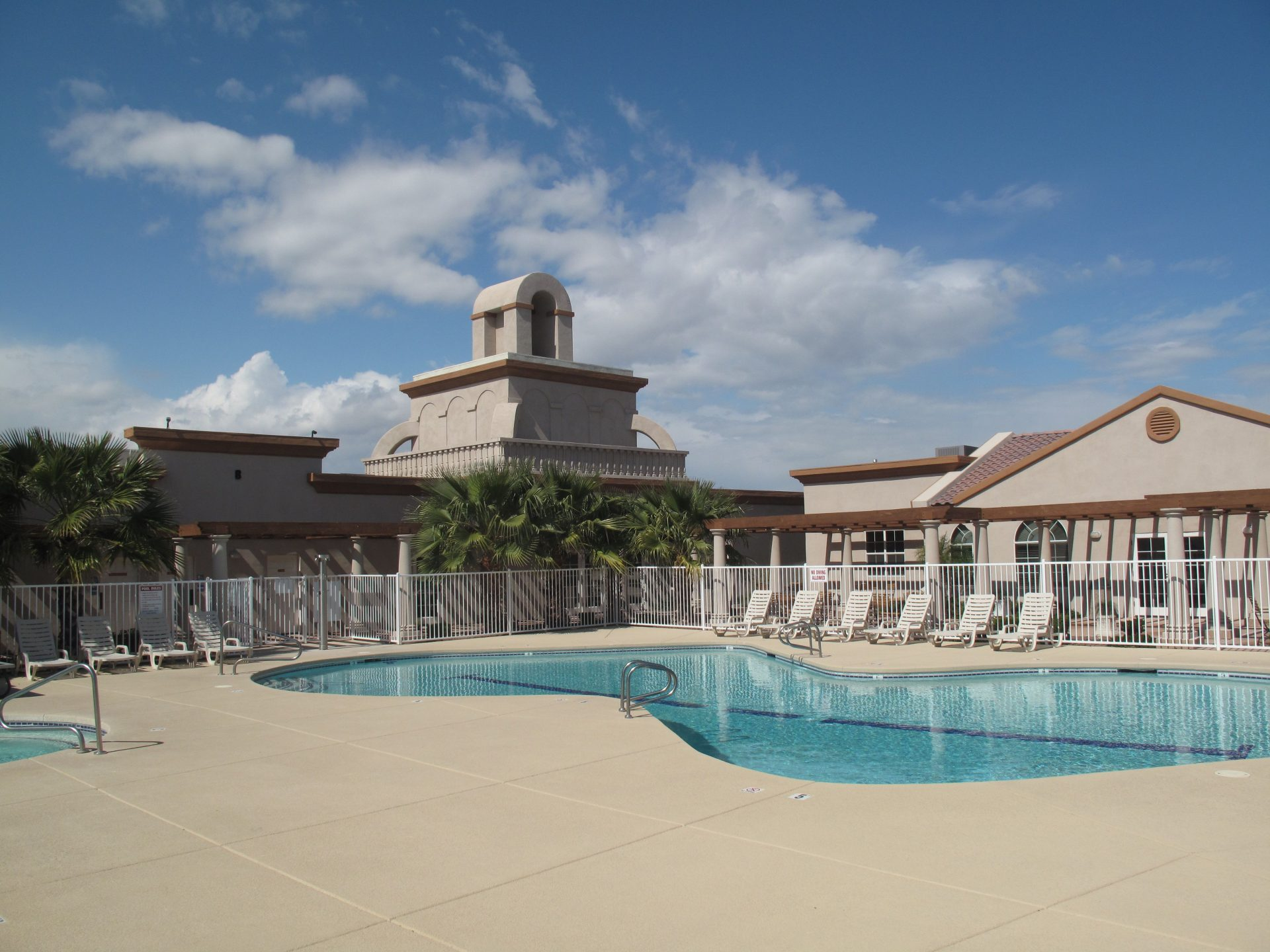 Vista Del Sol RV Resort Pool