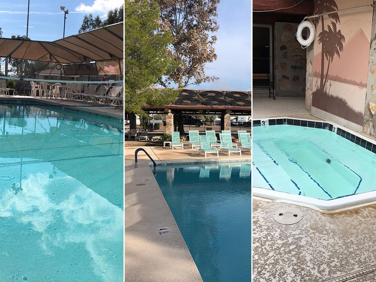 Shangri La Ranch-Pools
