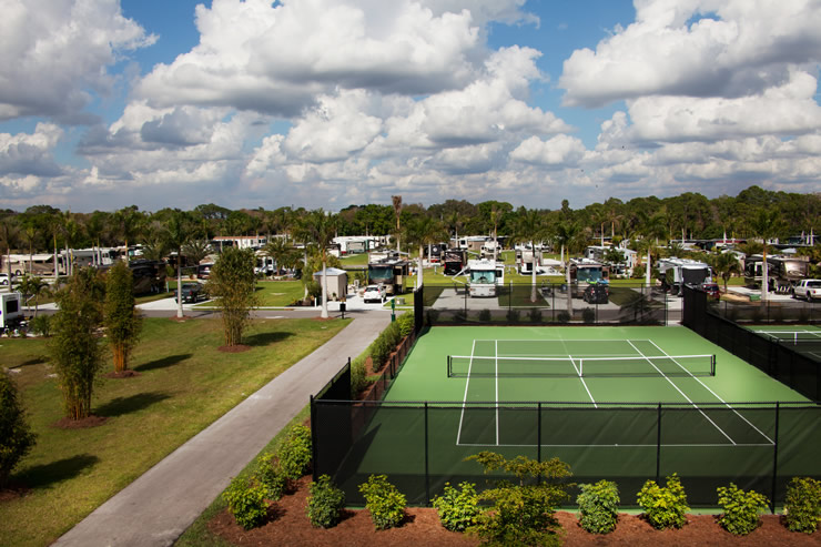 Cypress Trail-Aerial with Tennis