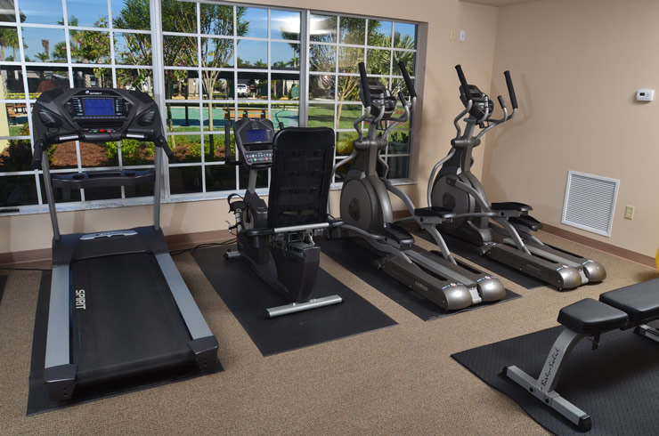 Cypress Trail-Fitness Center