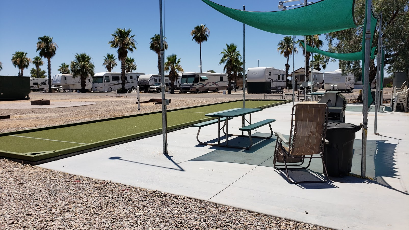 Leisure Valley-bocce and picnic