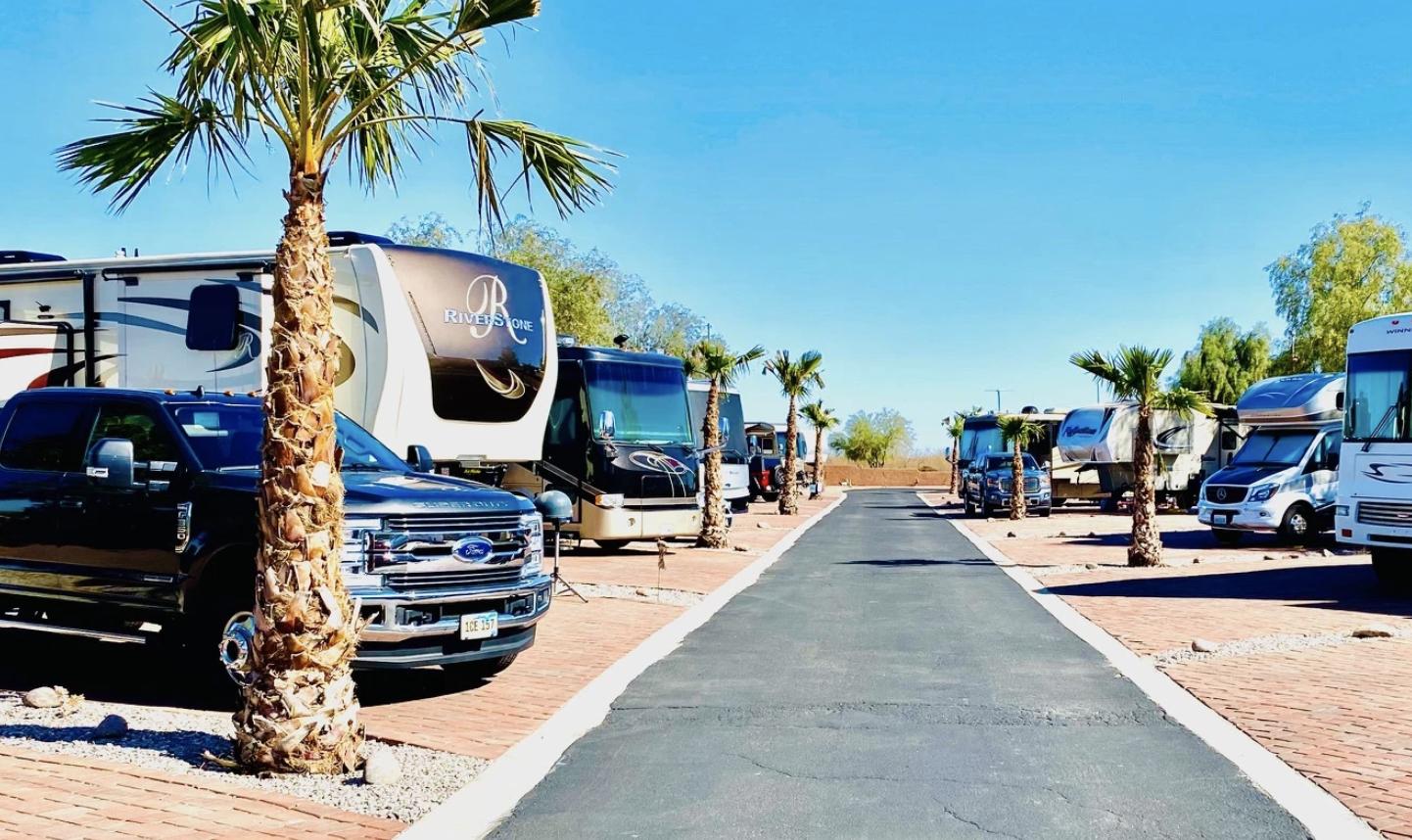 Desert Springs-RV Sites