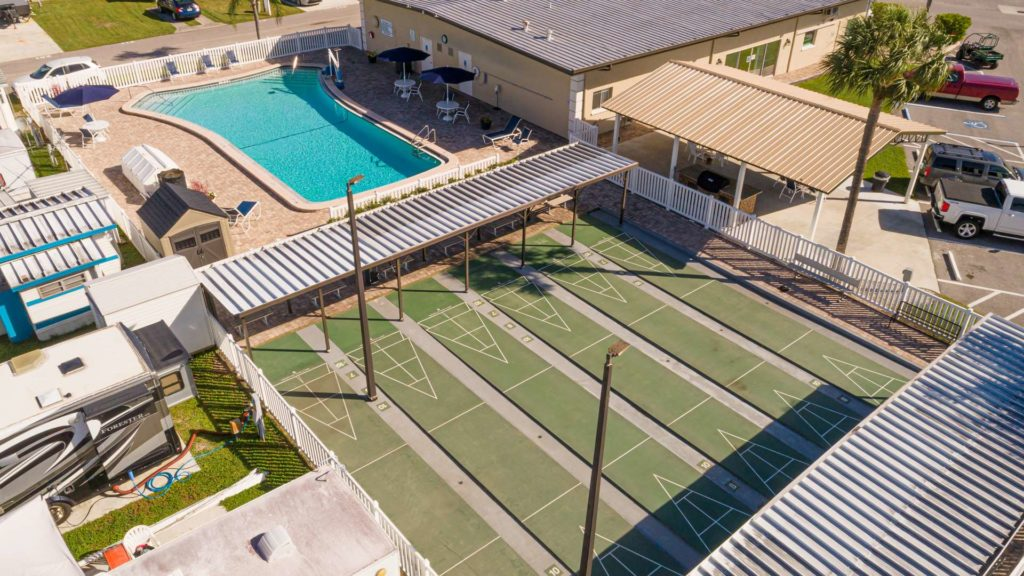 Ellenton Gardens-pool and shuffleboard