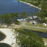 Tall Pines Harbor-Aerial view