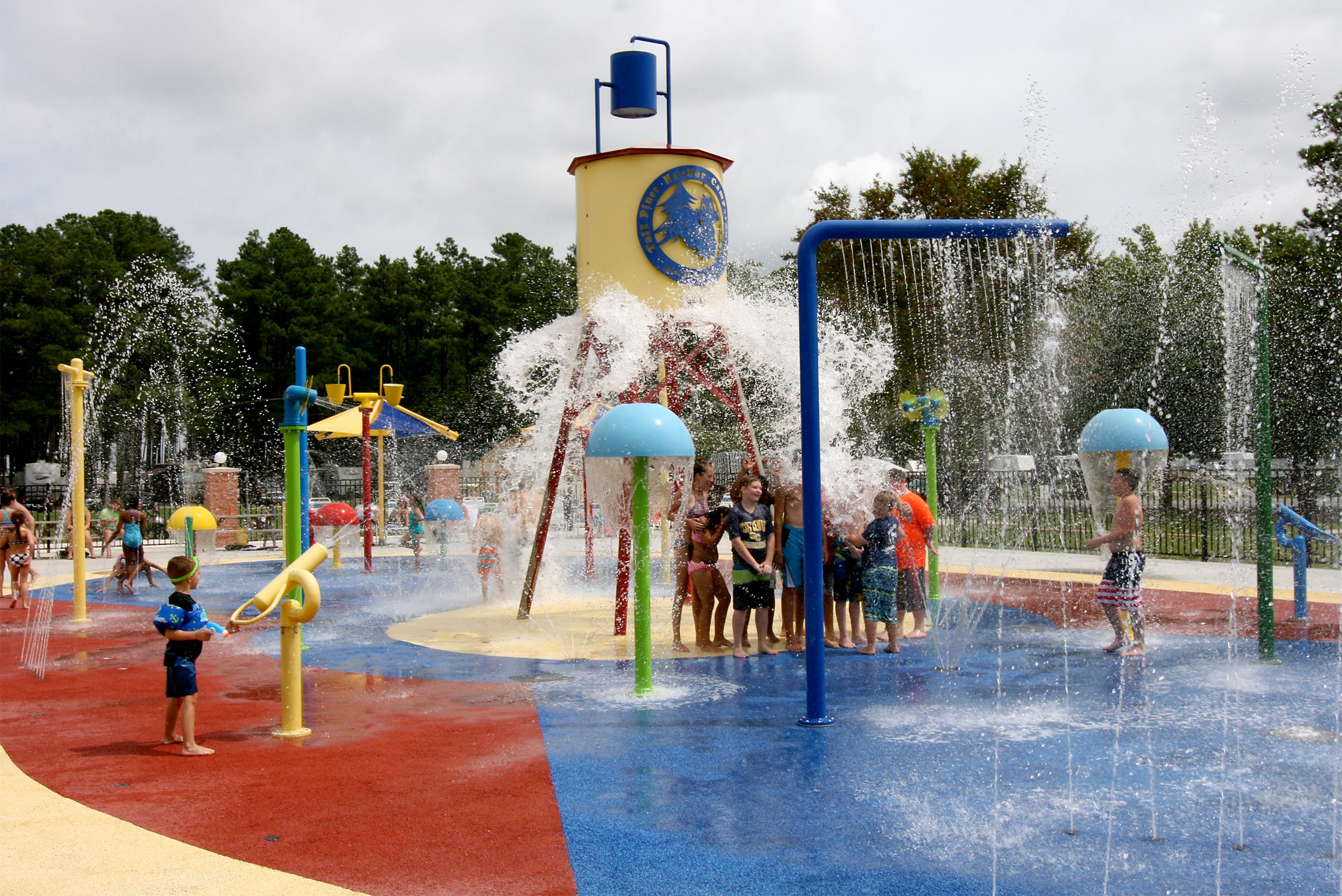Tall Pines Harbor-Waterpark
